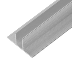 profilé embase de cloison 9.5mm barre de 1m