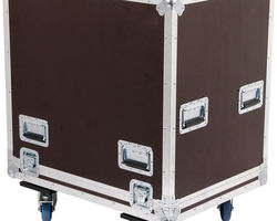 Flight case DXF 15